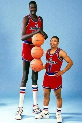 Manute Bol height and weight   HowTallis
