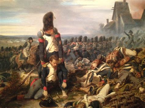 The Old Guard at Waterloo – 18 June 1815 - The Best
