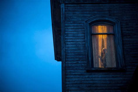 Staying on the Set of 'Bates Motel' TV Series - The New
