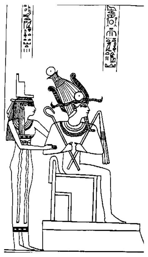 Ancient Egyptian Sacred Stories