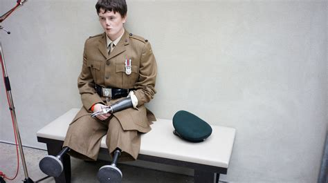 Bryan Adams' heartstopping images of wounded British