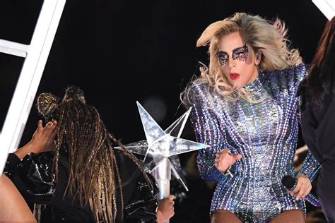 Super Bowl halftime show 2017: Lady Gaga jumps from the