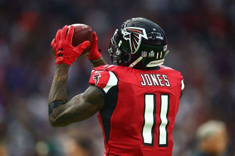 Who will lead the Falcons in receiving touchdowns? - The