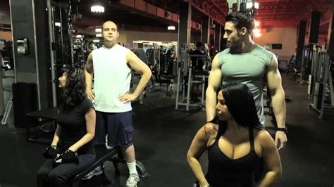 Troy Hammer Personal Trainer - Short Film - YouTube