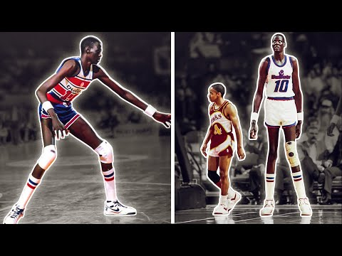 The Late Manute Bol Remembered as a Giant in His Native Sudan