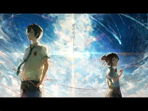 Kimi No Nawa ( Your Name ) [AMV] - Forgettable - YouTube